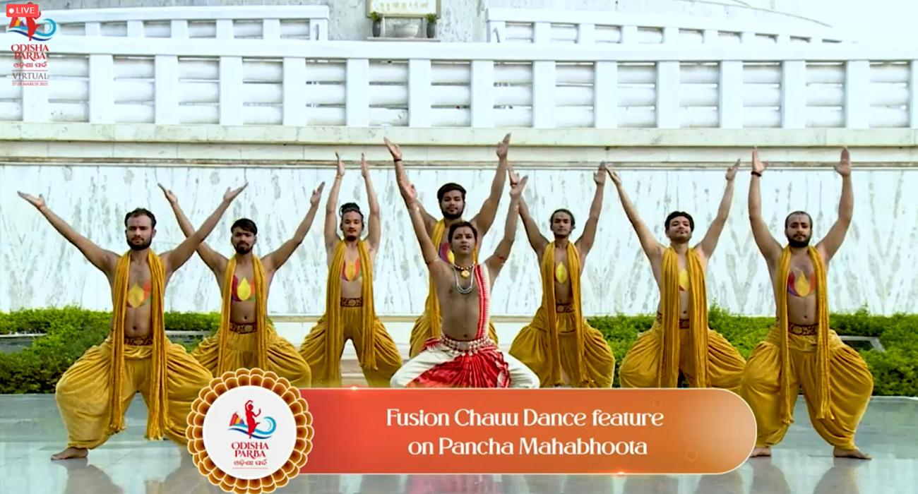 Fusion Chhau Dance