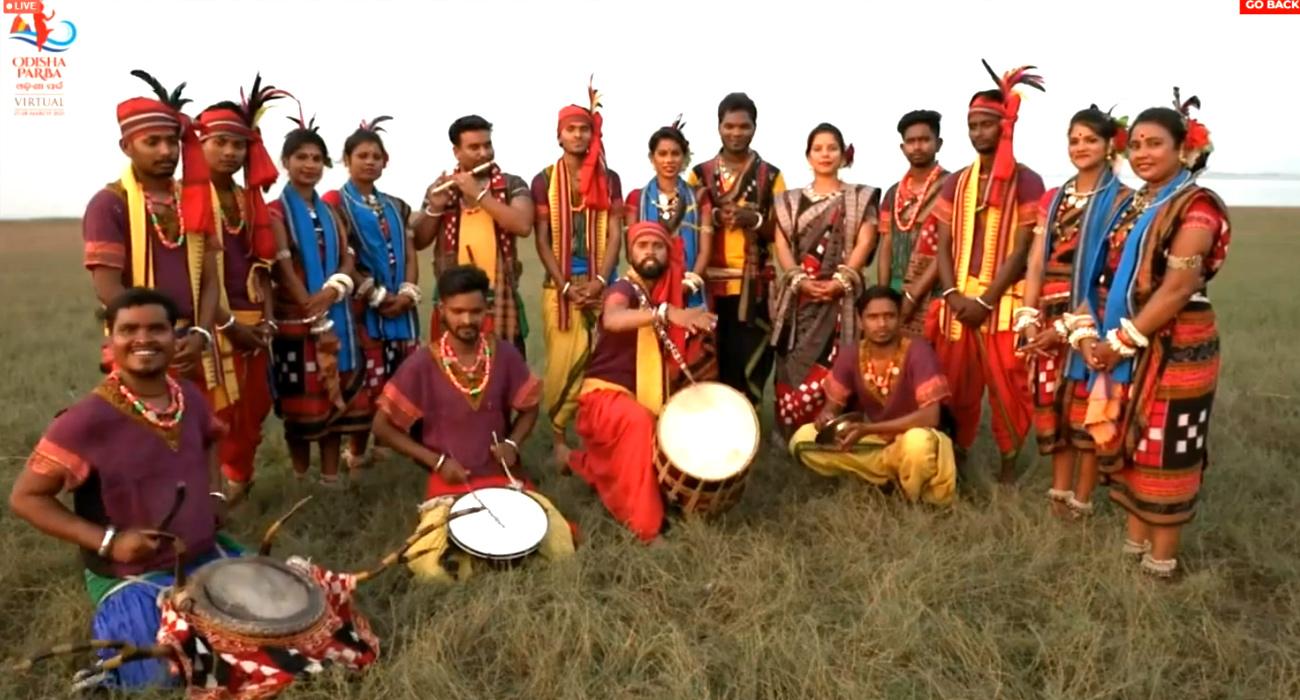 Western Odisha@Odishaparba