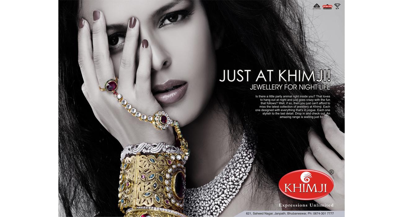 Khimji Jewellery