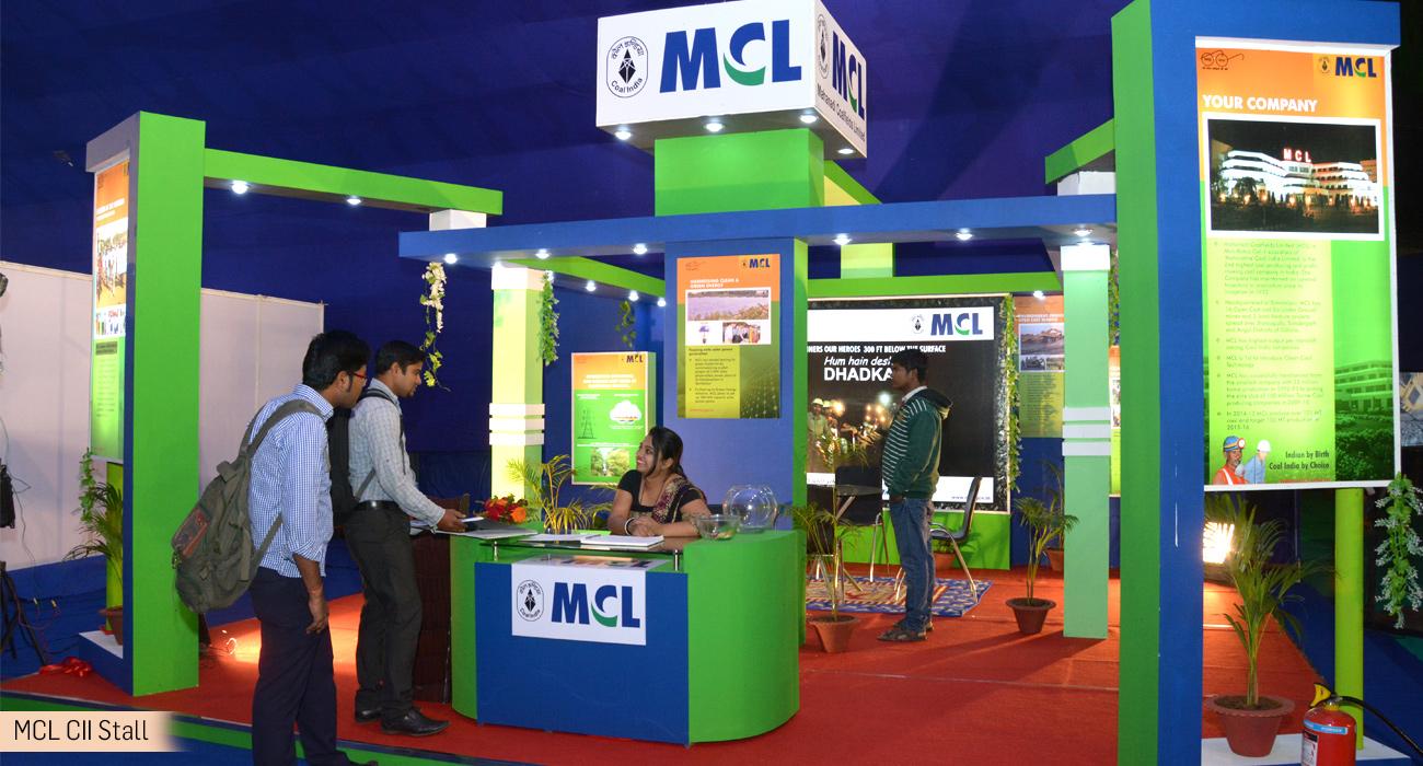 MCL CII Stall