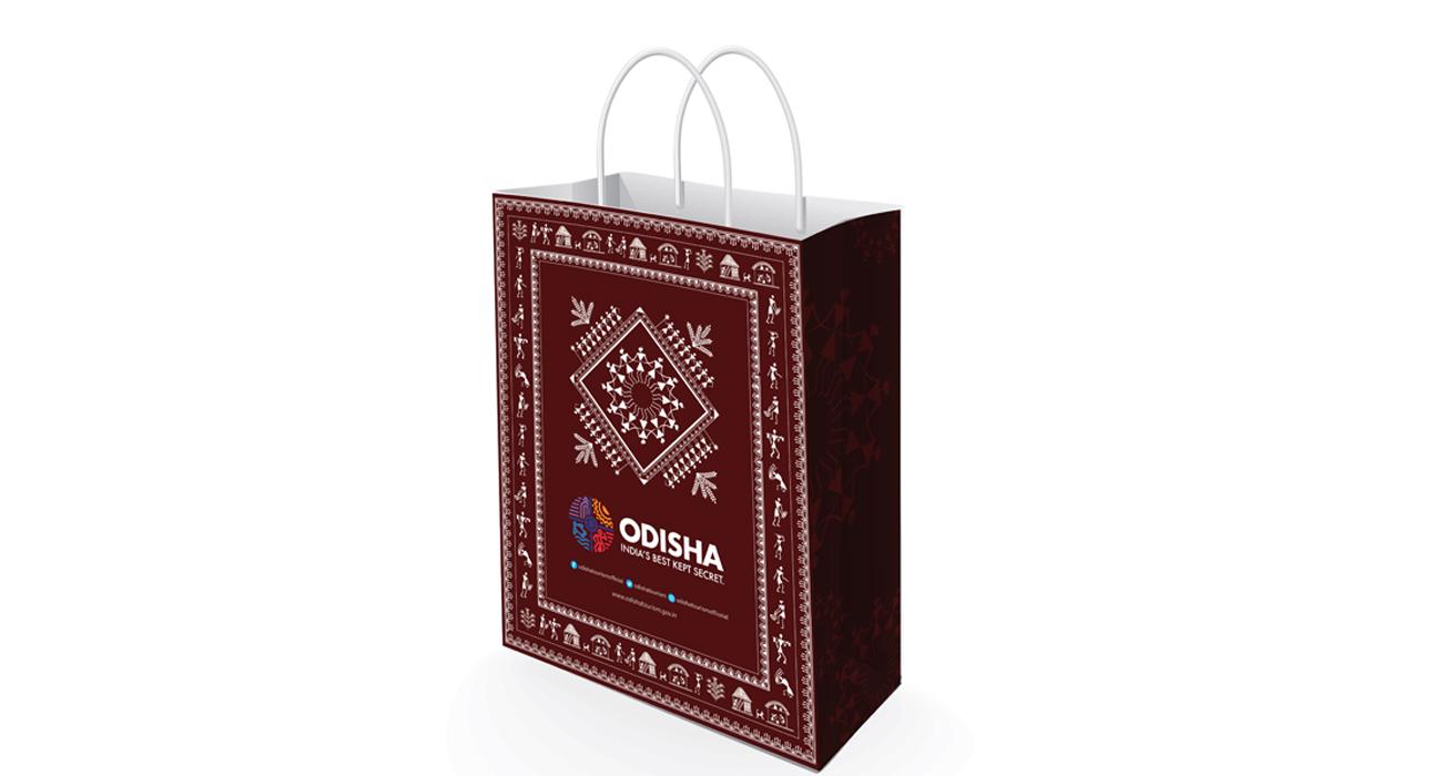 Odisha-Tourism Bag
