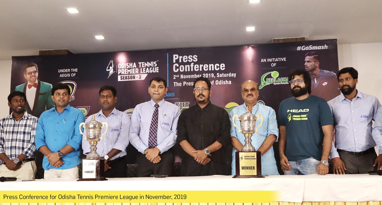 Odisha Tennis Premiere LeagueL