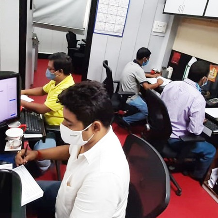 Kolkata Sanket Office