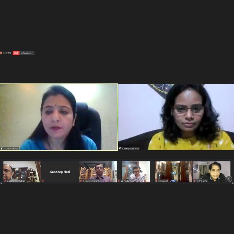 Odia Samaj Covidcare Webinar on Care for Mother & Child in COVID - Few Practical Tips