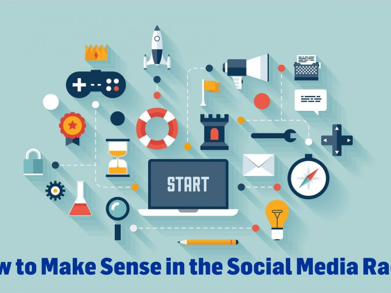 How to Make Sense in the Social Media Race